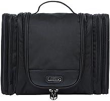 EGOGO Large Travel Toiletry Bag for Men & Women Hanging Wash Bag Cosmetic Makeup Shaving Bag E528-5 (Green)