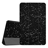 Fintie Slim Shell Case for Samsung Galaxy Tab A 10.1 (2016 NO S Pen Version), Super Slim Lightweight Standing Cover with Auto Sleep/Wake for Tab A 10.1 Inch (SM-T580/T585/T587) Tablet, Constellation