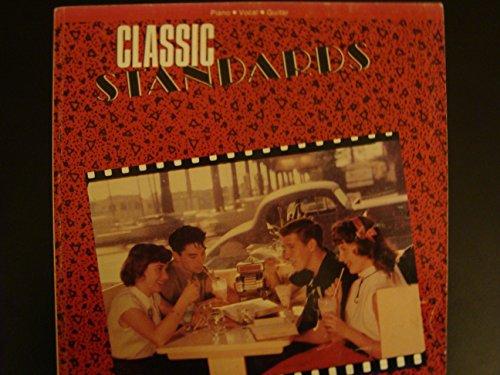 Classic Standards for Piano/Vocal/Guitar (Cherry Lane Classics Series)