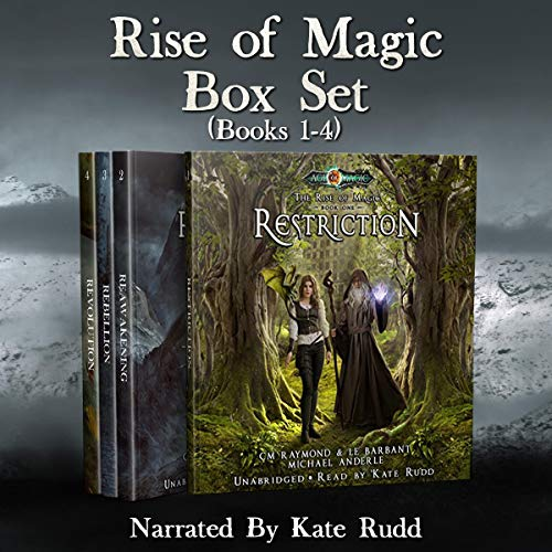 Pdf Science Fiction Rise of Magic Boxed Set One: A Kurtherian Gambit Series (The Rise of Magic Boxed Sets, Book 1)