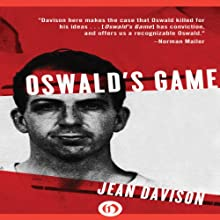 Oswald's Game Audiobook by Jean Davison Narrated by Linda Sherbert