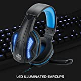 Computer-PC-Gaming-Headset-by-ENHANCE-Voltaic-PRO-USB-Headphones-with-71-Surround-Sound-Microphone-LED-Lighting-Volume-Mic-Controls-Great-for-PUBG-League-of-Legends-More