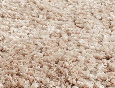 Safavieh Popcorn Shag Collection SG267A Handmade Ivory Polyester Area Rug (5' x 8')