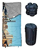 REVALCAMP Lightweight Sleeping Bag - Newyork-1