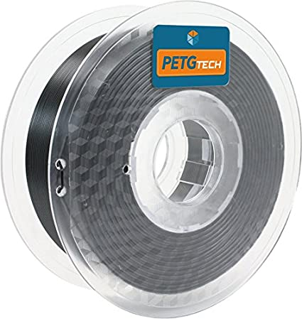 FFFworld 1 kg. PETG Tech Negro 1.75 mm.: Amazon.es: Electrónica