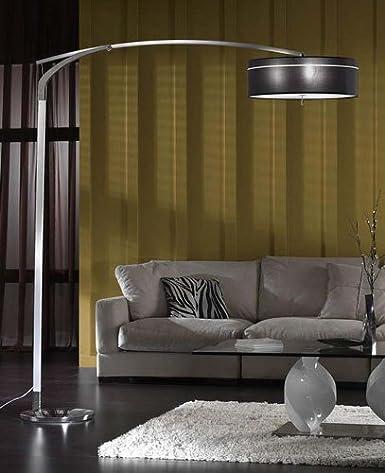SCHULLER | Lámparas PIE de Salón: Colección IBIS Negra ...