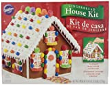 Wilton Holiday Gingerbread Cottage House