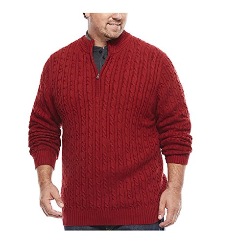 Ken Bone Red Cogitation Costume Adult Sweater (XX-Large)