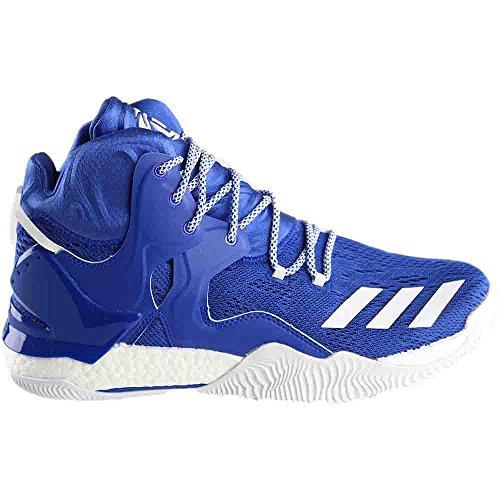 Adidas Sm D Rose 7 Nba Blauw