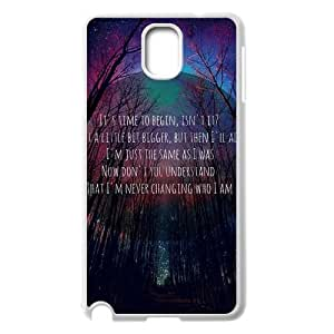 Lycase(TM) imagine dragons Personalized Cell Phone Case, imagine dragons Samsung Galaxy Note 3 N9000 Cover Case