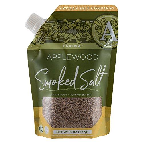 yakima applewood smoked sea salt - 1