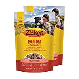 Zuke's Mini Naturals Dog Treats Salmon Recipe 16 oz 2 Pack