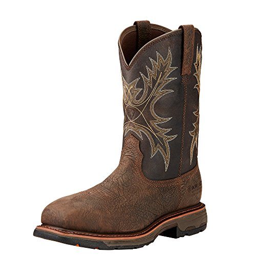 Image of Ariat Men's Workhog Wide Square Composite Toe Work Boot
