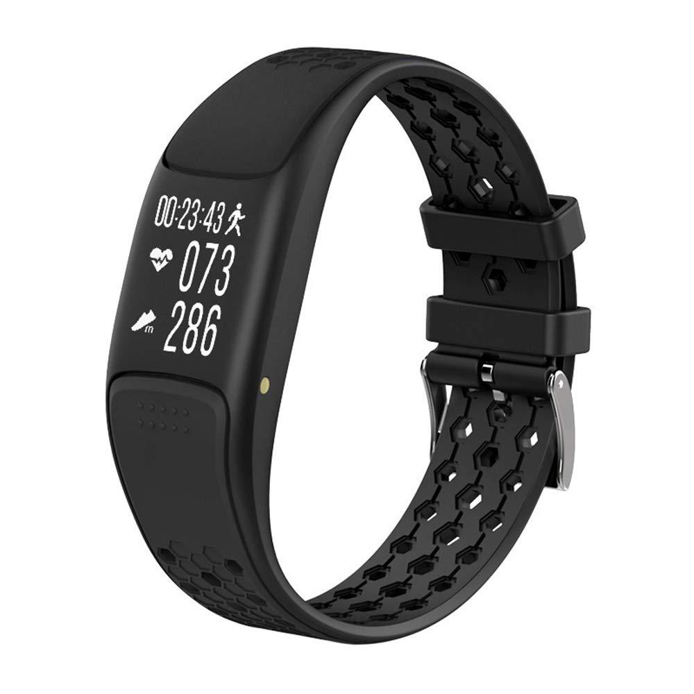 Amazon.com: GLDMT P8 Intelligent Sports Heart Rate Pedometer ...