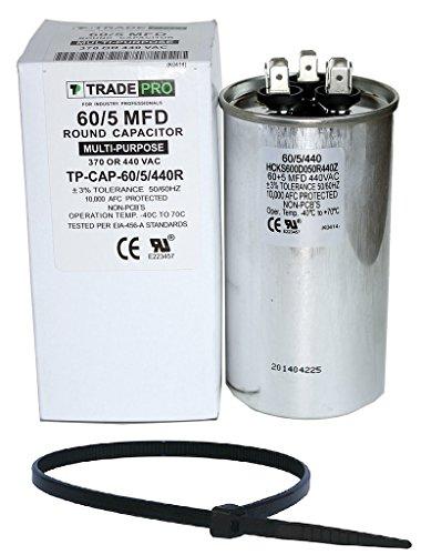 Heat Pump Capacitor - 9