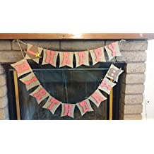 Western Theme 3D Birthday Party Banner