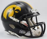 New Riddell Iowa Hawkeyes Speed Mini Football Helmet