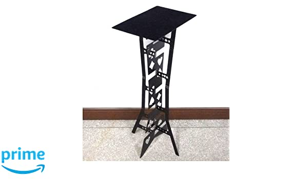 Gowe? Magia Furniture: Mesa Plegable con Pierna Negra: Amazon.es ...