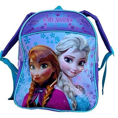 ff9135196d9 Disney Toddler Preschool Backpack 10 inch Mini Backpack (Frozen Elsa)