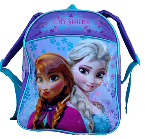 Disney Toddler Preschool Backpack 10 inch Mini Backpack (Frozen Elsa)