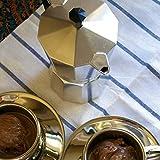 Primula Aluminum Espresso Maker - Aluminum - For