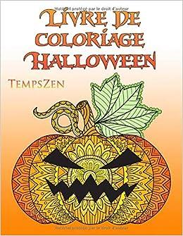 Livre De Coloriage Halloween Un Livre De Coloriage Pour Les