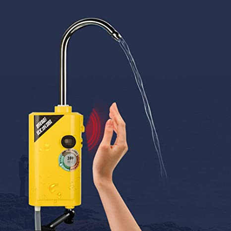 BeesClover Mini Pompa di Ossigeno Portatile 3 in 1 a induzione per la Pesca per Cani e Gatti