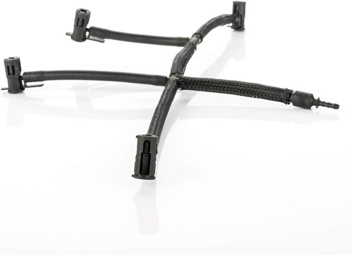 LST Leck/öl R/ücklaufleitung /Überlaufschlauch Fuel Pipe 2.0 TDI