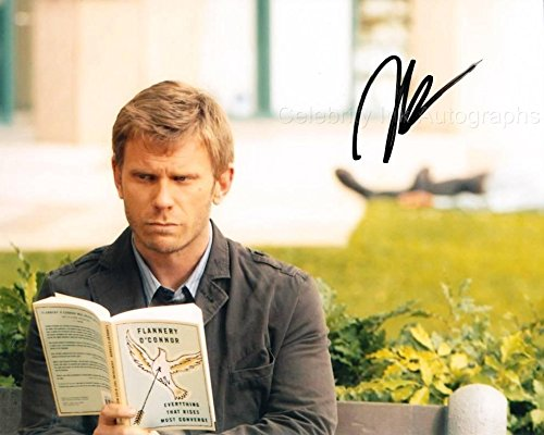 MARK PELLEGRINO as Jacob - Lost GENUINE AUTOGRAPH from Celebrity Ink