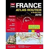 Atlas Routier Touristique France, Belgique, Luxembourg
