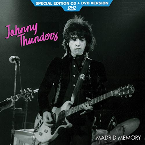 Johnny Thunders - Madrid Memory [DVD plus Bonus CD] (Looking For Johnny The Legend Of Johnny Thunders)