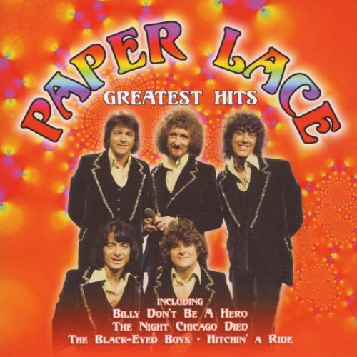 Paper Lace - Greatest Hits (Lace Biscuit)