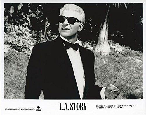 L.a. Story Original Vintage 8x10 Portrait Steve Martin Tuxedo - Martin Sunglasses