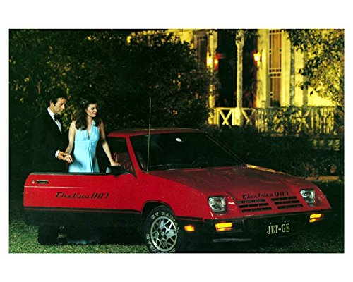 Amazon.com: 1980 Jet Electrica 007 Electric Car Ford Automobile Photo Poster: Entertainment Collectibles