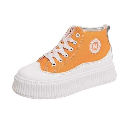 BHPL Converse, Zapatos para Mujer Running Casual Atlética de