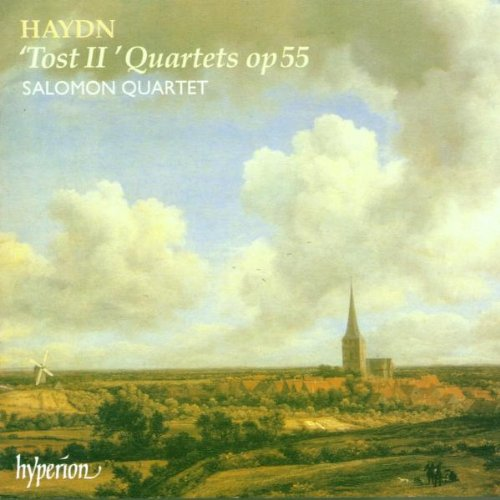 Cover of Haydn:Tost II Quartets op 55