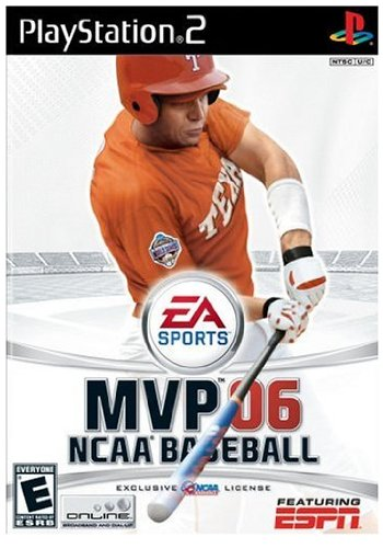 MVP NCAA Baseball 06 - Baseball Game Ncaa