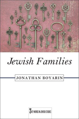 Jewish Families (Key Words in Jewish Studies) PDF