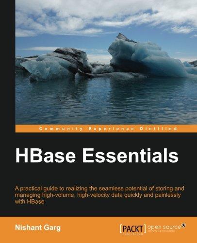 Download HBase Essentials ebook