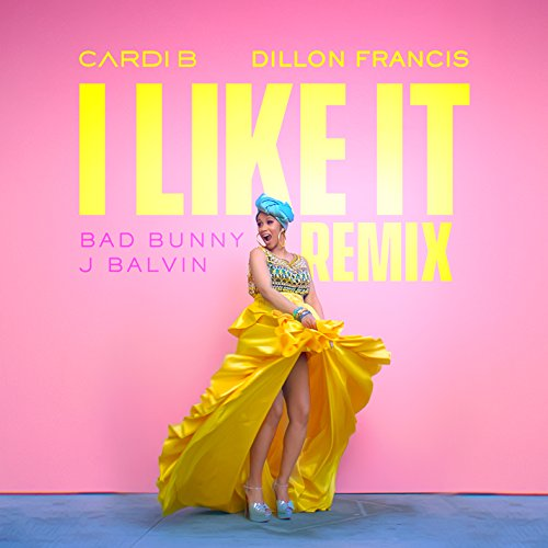 Cardi B, Bad Bunny and J Balvin  - I Like It