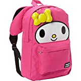 afa96d3cb14d 7 · Loungefly school backpack featuring Sanrio s My Melody character. Cute  extras include 3d ears