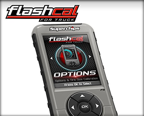 Superchips 3545 Flashcal For Truck Programmer (2007 Dodge Ram 1500 Superchip compare prices)