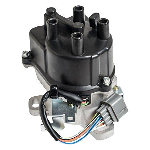 (Ignition Distributor for 99-00 Honda Civic Acura EL 1.6L fits TD-63U / TD-73U / TD63U / TD73U)