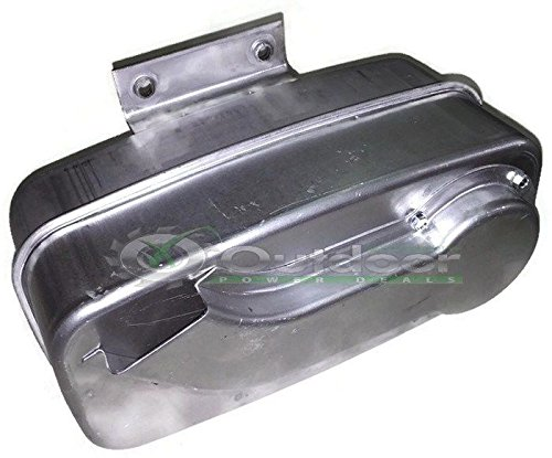 (Ship from USA) Twin Engine OEM Lo-Tone Muffler Dual Inlet 532149723 149723 Made in the USA /ITEM NO#8Y-IFW81854163289 by Rosotion