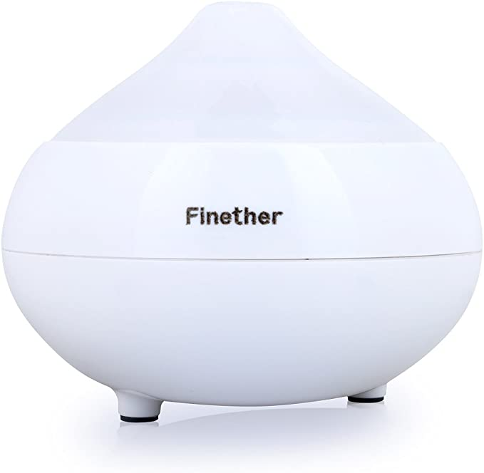 Finether GX-05K - Difusor de Aroma Humidificador Ultrasónico del ...