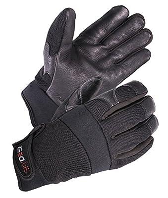 SKYDEER Winter Utility Gloves with Genuine Deerskin Leather (Unisex SD2251T)