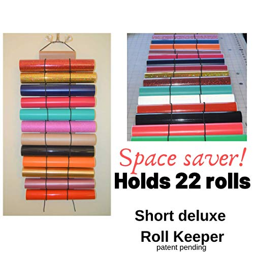 Vinyl holder by The Roll Keeper