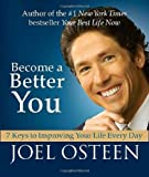 Become a Better You, Joel Osteen, 0762438878