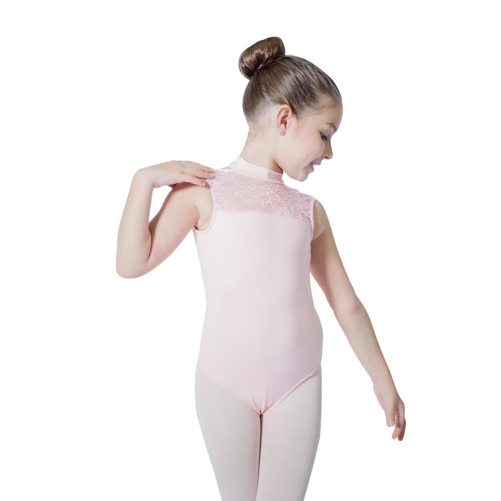 8d8dbaefd22c Amazon.com  HDW DANCE Kids Girls Ballet Dance Leotard Lace Turtle ...