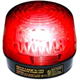 SECO-LARM SL-126Q/R Red Security Strobe Light (2 Pack)